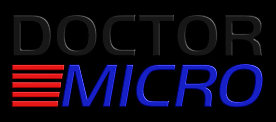 Doctor Micro Logo High Rez